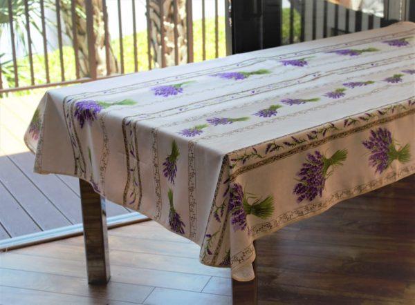 Lavender-Ecru