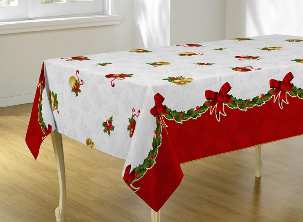 Christmas Tablecloths.Christmas